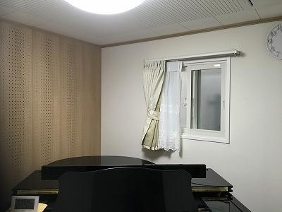 建材メーカー仕様の防音室での失敗  Part2