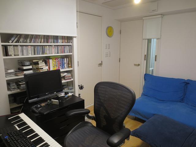 新築戸建住宅にピアノ室とコントロール室をつくりました。 ハウスメーカーさんとジョイント工事です。