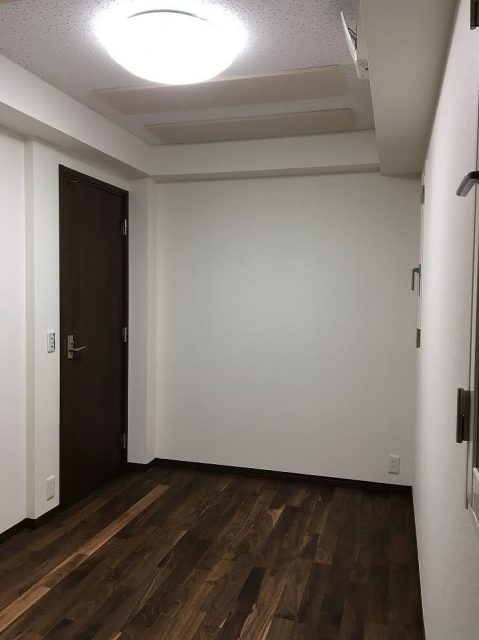 戸建住宅にクラリネット室を改修工事