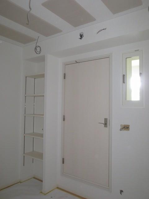 戸建住宅にティンパニ室を新築ジョイント工事