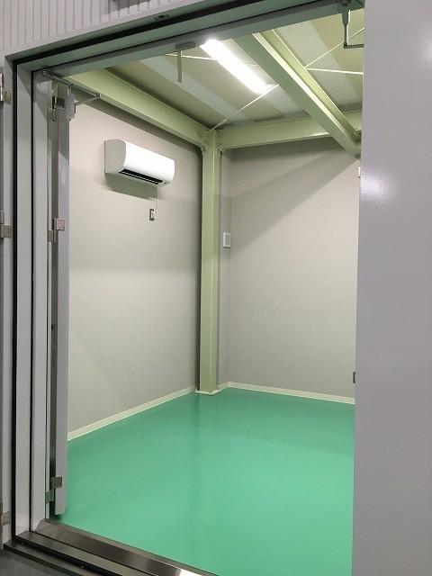 工場内遮音試験室設置工事