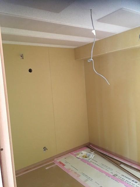 戸建住宅にホルン室を新築ジョイント工事