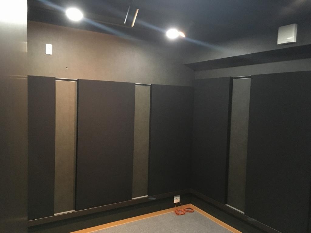 戸建住宅にドラム室を新築ジョイント工事