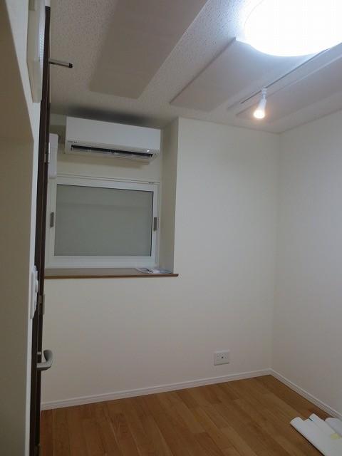 マンションにピアノ室を改修防音工事