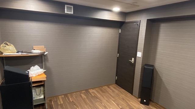 戸建住宅にエレキギター室を新築ジョイント防音工事
