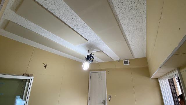 マンションに声楽室を改修防音工事