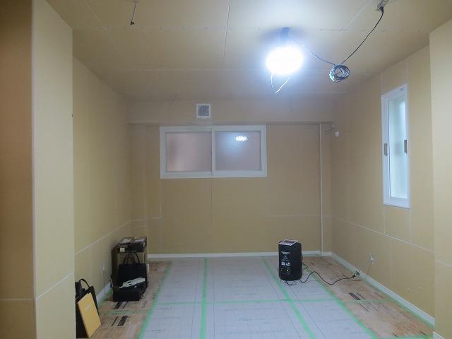 戸建住宅に声楽教室をリフォームジョイント工事