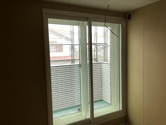 戸建住宅にサックス室を新築ジョイント工事