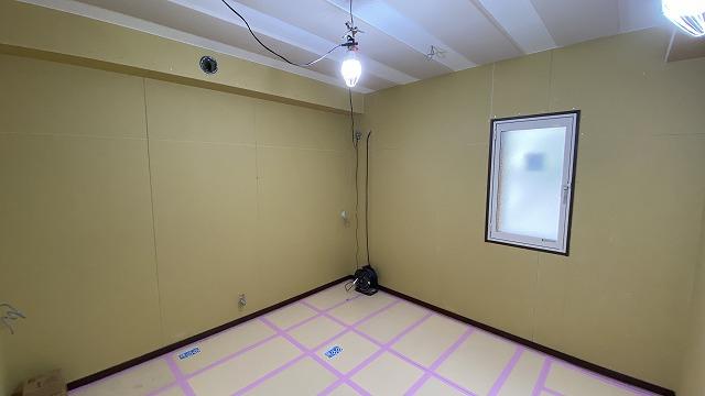 戸建住宅にピアノ室を新築ジョイント工事
