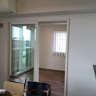 マンションにヴィオラ・チェロ室を改修工事