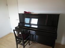 お子様が朝早くからピアノを弾かれても気にならない程の遮音性能です。24時間練習も可能となりました。