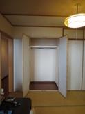 和室から収納できる方が使い勝手が良いと、お客様にも満足していただきました。