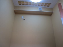 第2遮音壁・天井できあがりました。