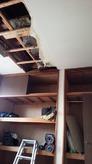 押入れも取り壊しお部屋を広くします。