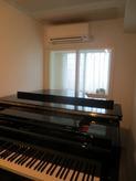 ピアノも入りました。