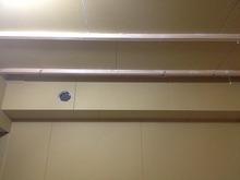 天井もできあがってきました。