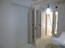 クロス施工後のコントロール室です。