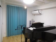 音楽室完成です。