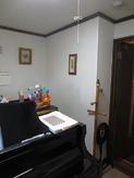改修前の防音室です。