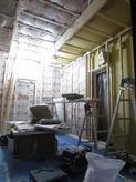 壁・天井の遮音補強です。
