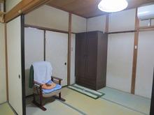 和室から洋室へ大改造です! アジアンテイストのインテリアで仕上げます。