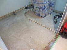床下が約10cmあったので、廊下とほぼバリアフリーで仕上げることが出来ました。