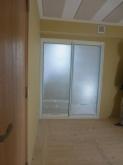 リビングからの掃出し窓です。開放的な空間に仕上がりました。