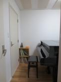 ピアノも入りました。 お好きな時間にたくさん演奏してくださいね。