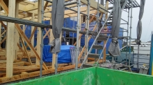 新築ジョイント工事の場合、事前に工務店さんと打ち合わせを行うことで、解体作業などの費用が削減できます。