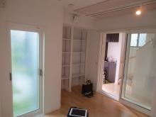 西側の窓はFIX窓で計画し陽の光たっぷりなお部屋になりました。