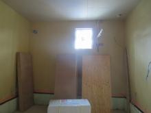 ハウスメーカーさんから引き継ぎ、弊社の木工事が始まりました。