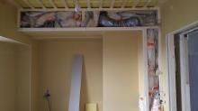 防音室は気密性の高いお部屋に仕上がるので、吸排気も設けます。