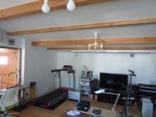 改修前のお部屋です。 雰囲気をガラリと変える計画です。