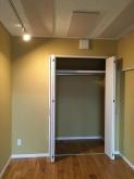 押入れも防音工事を施してからもう一度作り直しています。天井は吸音天井仕上げです。
