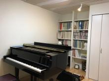 ピアノが入るとまた印象が変わります。