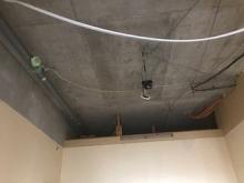 解体作業を行いました。 マンションでは戸建住宅より天井高の確保が難しいですが、できる限り天井高を高く計画します。