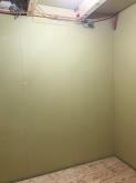 第1遮音壁が完成しました。