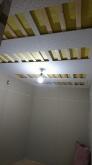 吸音天井はダイロートンと弊社オリジナルの吸音パネルで仕上げています。