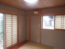 改修前のお部屋です。 和室から洋室へ大変身します!