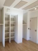 クロス施工完了です。 元が和室とは思えない空間にしあがりました。