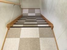 階段も完了です。