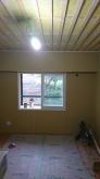 天井を吸音天井に仕上げます。 長時間の練習にも疲れにくいお部屋に仕上げます。
