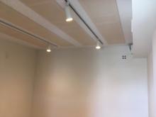 吸音天井完成です。