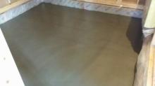 ドラム室の場合、浮き床コンクリート仕様で計画をします。