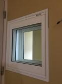 ドラム室の場合、基本的には窓は無しですが、設置する場合はFIX窓で3重で設置をします。