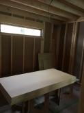 弊社の木工事が始まりました。