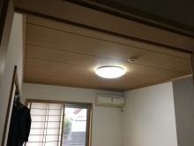 改修前の和室です。