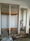 収納も取り壊しお部屋を広く使います。