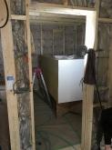 出入り口には木製の防音ドアを2重で設置します。