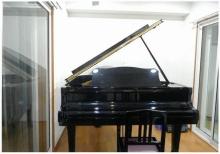 ピアノが入りました。 お教室に通われる方がたにも喜んで頂けているようでうれしいです♪